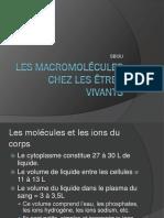Macro Molecules
