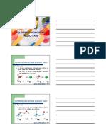 Equilibrio homogeneo acido-base
