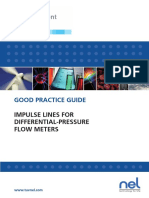 Impulse Lines for Differential-Pressure Flow Meters.