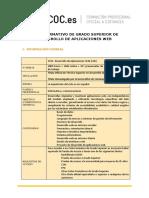 Info.previa_desarrollo de Aplicaciones Web