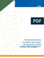 ICFES Presaber 11