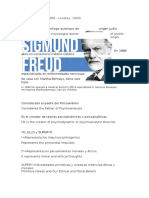 Sigmund Freud Ingles Project