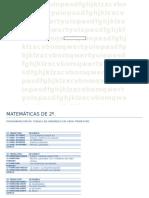 Diario Aula Matemáticas de 2º