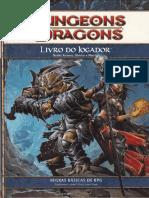 D&D 4E - Livro Do Jogador - Biblioteca Élfica