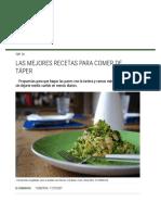Las Mejores Recetas Para Comer de Táper _ El Comidista EL PAÍS