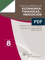 Enciclopedia de Economía y Negocios Vol. 08