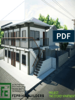 2 Storey Apartment