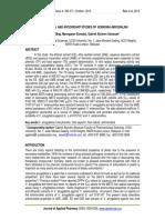 Qing, Antimikroba Dan Antioksidan