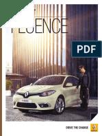 Catalogo Renault Fluence