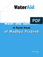 Water Sanitation Rural Madhya Pradesh Impact Vulnerable