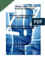 Texto Informática Aplicada a Los Estados Financieros
