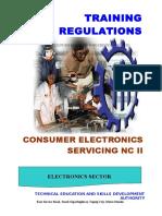 TR - Consumer Electronics Servicing NC II New