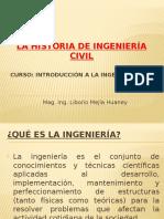 1.1. Historia de La Ingenieria Civil