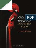 Libro-oscyl Orquesta Sinfónica de Castilla y León
