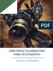 Guia Ninja - Marketing Para Fotografos