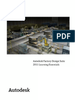 Autodesk Factory Design Suite Learning Essentials