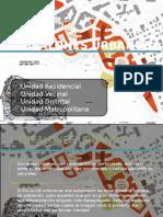 escalones urbanos