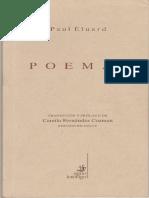 Paul Eluard Poemas