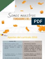 Presentación Lengua y Literatura