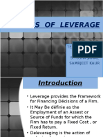 leverage-