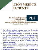 CLASE 4 Relacion Medico Paciente (1)