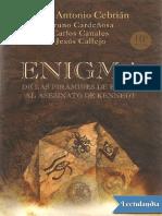 Enigma. De las piramides de Egipto al as - Bruno Cardenosa.pdf
