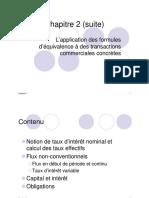 ARP Chap 2 (Suite)