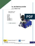 Manual Valvulas GMV
