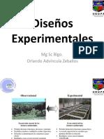 03 Diseños experimental