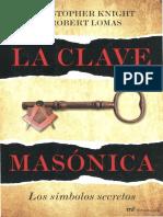 CHRISTOPHER KNIG - La Clave Masonica.pdf