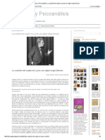 Literatura y Psicoanálisis_ La cuestión del sujeto en Lacan con algún rasgo literario.pdf
