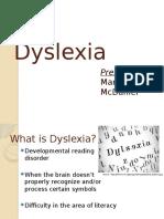 dyslexic powerpoint