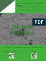B11 Caracterização Avaliação e Recuperação Estrutural de Construções Históricas