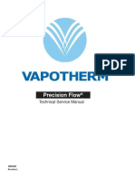 Vapotherm Precision Flow Technical Service Manual