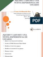 JQuery y ASP