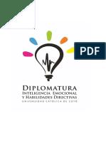 Diplo Inteligencia Emocional y Habilidades Directivas 2017 - Ucc