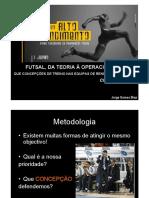 38 Congresso AR Futsal