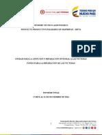 Informe Tecnico Agronomico Final
