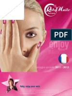 Catalogue Produits Ongles RobyNails 2011 - FRENCH