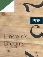 Einstein's Dreams Redesign