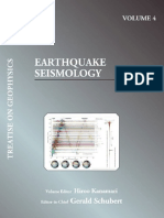 Earthquake Seismology - Hiroo Kanamori - Elsevier (2009)