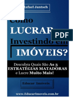 LUCRAR Investindo Em Imóveis Rafael