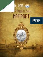 Port Syncrolift Tariffs 2015