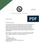 letter of recommendatin miller