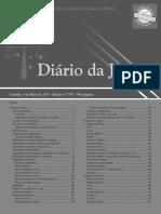 Diário Da Justiça Eletrônico - Data Da Veiculação - 04-05-2015