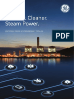 2017 Steam Power Systems Product Catalog
