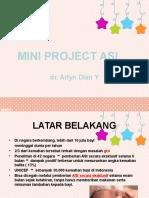 Mini Project Asi