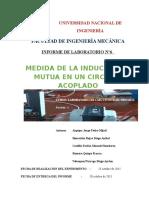 Informe - Medida de Inductancia Mutua