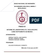 Informe Fisica III 2