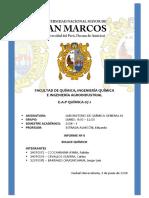 Informe Nº 06 - Química General AI